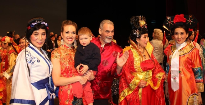 NewPage-Michael co-hosting the Tri-Cities Chinese Cultural Society_s Lunar New Year_s Festival, 2017